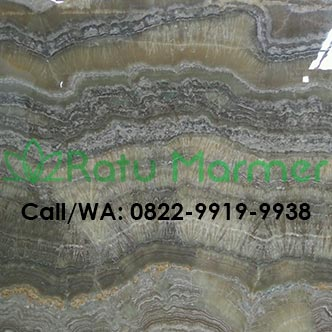 Marmer Onix Grey Sejajar